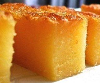 gâteau manioc